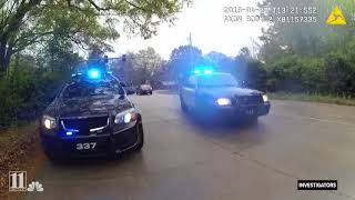 Complete Roswell PD video of controversial 'coin-flip' stop