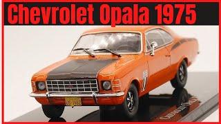 Chevrolet OPALA ss 4cc 1975 / Carros Em Miniaturas Colecionáveis