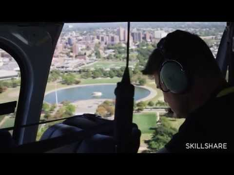 Shooting From a Helicopter with Jason Peterson