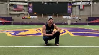 """Panther"" Power Yoga Vinyasa Flow - Sean Vigue Fitness"