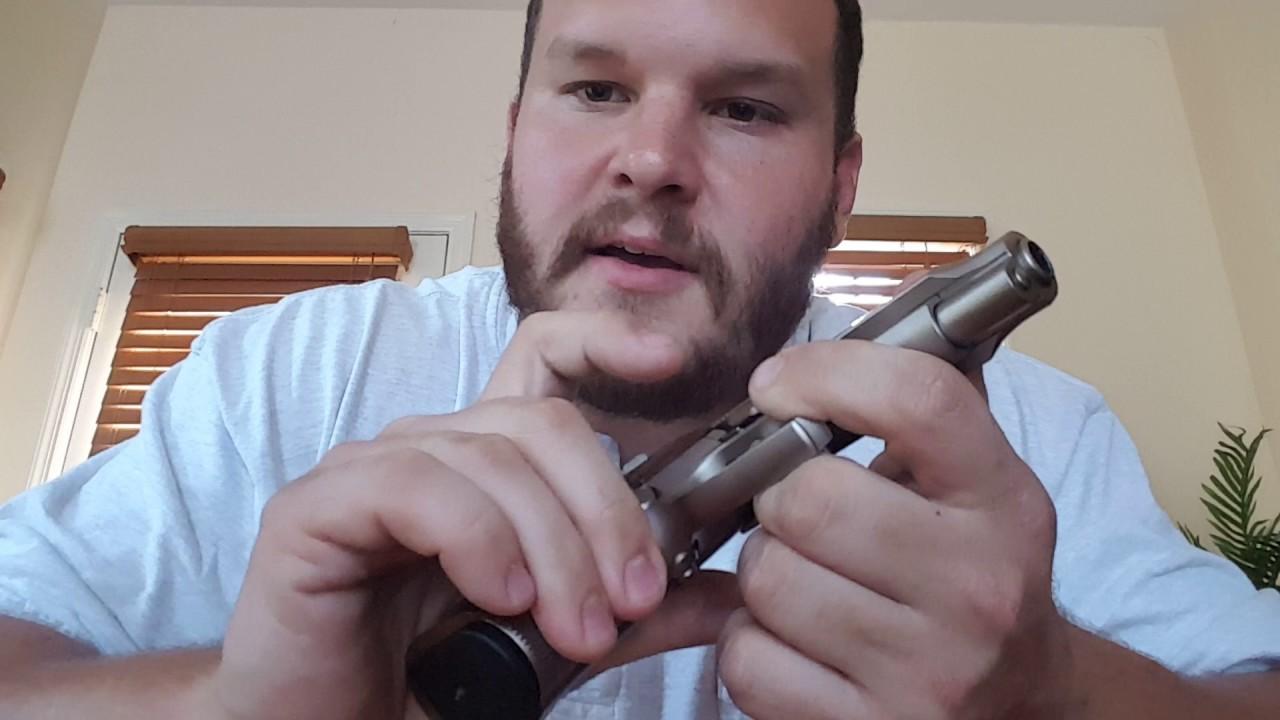 Beretta 84 fs cheetah gun review