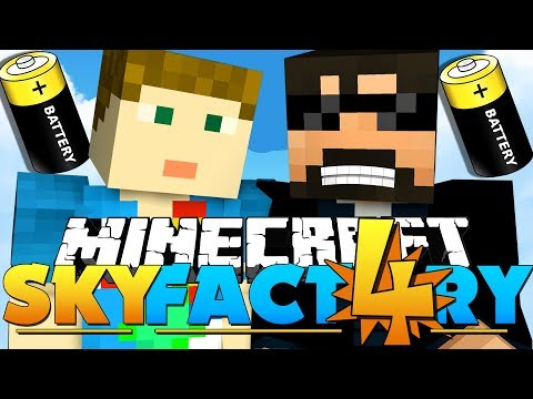 Minecraft: SkyFactory 4 - BEST ENERGY SYSTEM EVER !! [35]