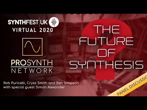 Pro Synth Network LIVE! - Synthfest U.K. 2020 Special