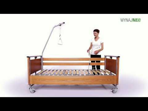 łóżka Rehabilitacyjne Elektryczne Wypożyczalnia Wynajmed