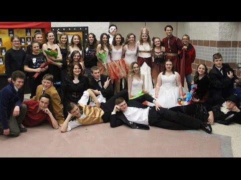 West Branch Phantom of the Opera 2016