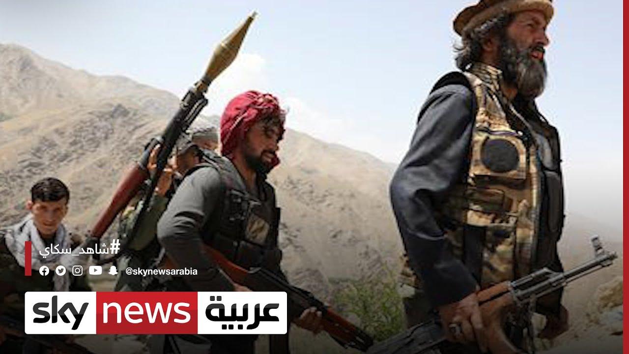 قلق روسي من التطورات الميدانية في أفغانستان | #مراسلو_سكاي  - نشر قبل 19 دقيقة