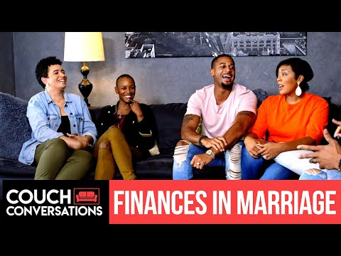 Finances in Marriage | Couch Conversations | S1 E4