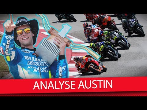 Marquez down! - US GP: MotoGP 2019 (Analyse)
