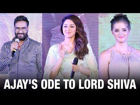 Shivaay Trailer Launch | Ajay Devgn |...