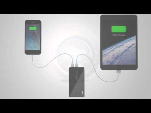 Unu Ultrapak power pack pulls 2000mAh of juice in just 15 minutes