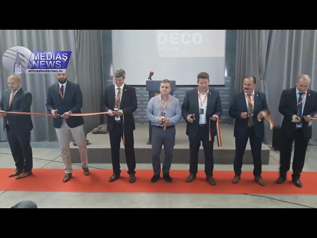 Inaugurarea sediului BASTION din cadrul SN DECO