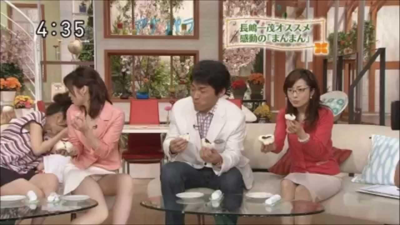 【お宝映像】芸能人ハプニング画像~パンチラ10連発~