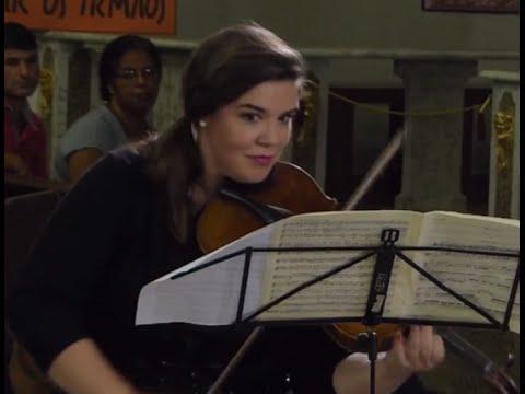 Jennifer Stumm / Cristian Budu  Hindemith Sonata Op. 11 No. 4
