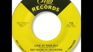 Art Benton with The Ray Franklin Orchestra - Look At Your Self
