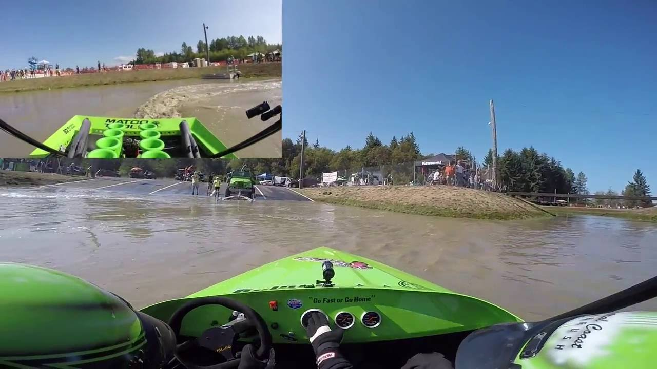 Extreme Sports Park & Sprint Boat Race Track – The most