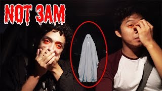 DO NOT SUMMON GHOST AT 12AM!!!! (Not 3 am Challenge)