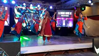Beautiful Punjabi Dancer Bhangra | Top Punjabi Song | Dj Munde Rudke De |