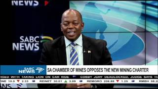 Chamber of Mines opposes the new mining chamber