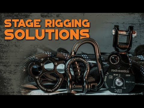 Stage Rigging Gear