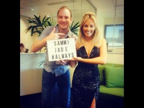26/02/16 - Samantha Jade - Interview - Spirit Radio - Perth