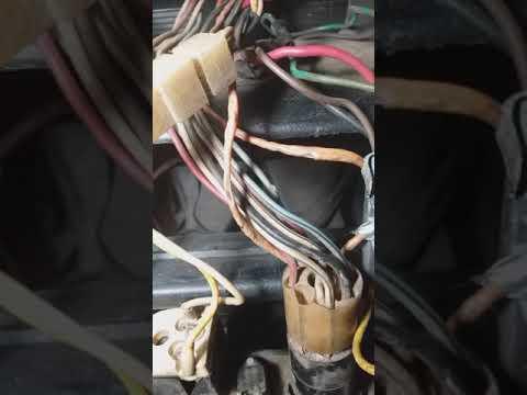 Не работает аварийка на ВАЗ 2106 ищем причину!