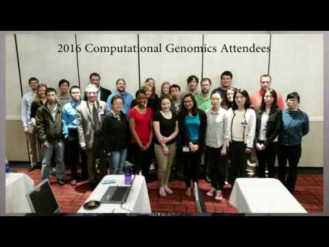 Story by Story Episode 15: UIUC/Mayo Clinic Computational Geneomics Course