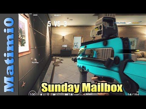 Spider Drone Operator - Sunday Mailbox - Rainbow Six Siege