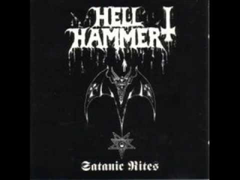 Hellhammer  Satanic Rites