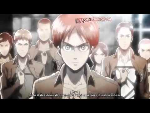 Shingeki No Kyojin - Sigla 1