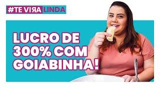 MINHA RECEITA BARATA QUE DÁ UM LUCRO DE 300% (#teviralinda na cozinha!)