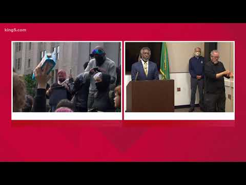 Pastor Of Seattle's AME Church Reacts To Seattle Protests