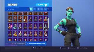💰My 12,000€ OG locker💰mostexpensive account in Europe 😍Fortnite OG💎