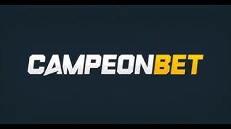 Campeonbet lažybų bendrovės apžvalga
