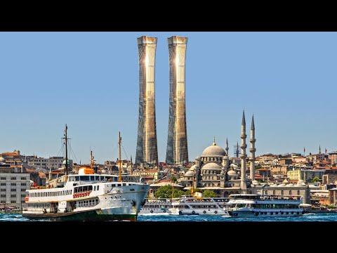 Türkiye'nin En Yüksek Gökdelenleri?