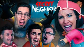 Die Irrenanstalt für Kinder! Secret Neighbor I Sülze 063