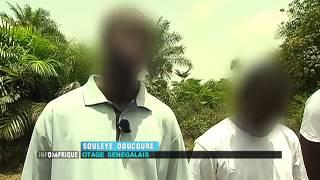 Rencontre inédite avec les otages sénégalais en Casamance