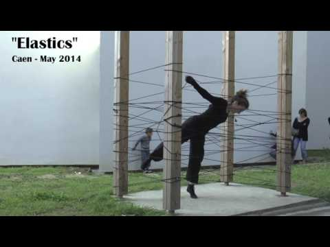 Video Ophélie Brunet Danse Verticale