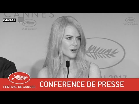THE KILLING OF A SACRED DEER - Conférence de Presse - VF - Cannes 2017