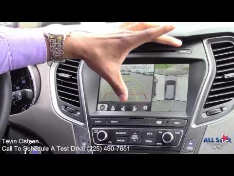 All Star Hyundai Back Up Camera On 2017 Santa Fe