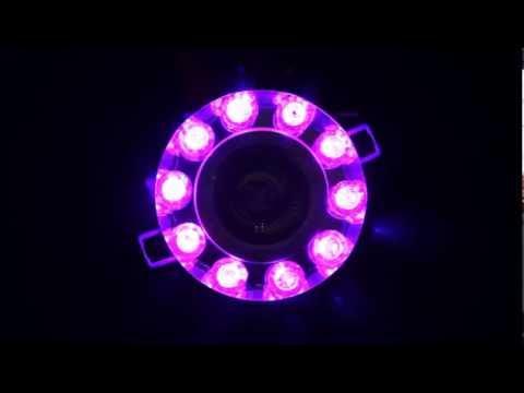 Врезной точечный светильник A-001