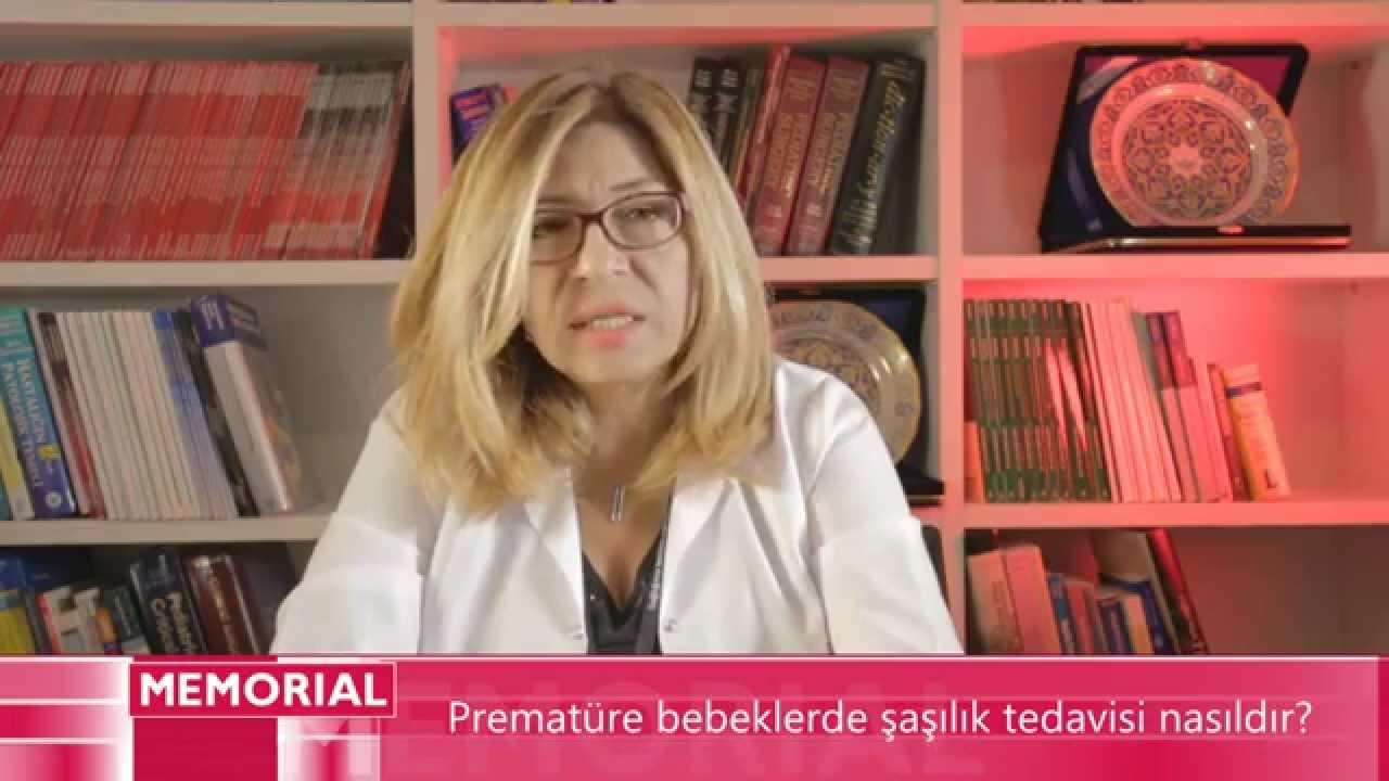 Prematüre bebeklerde şaşılık tedavisi nasıldır? - Prof. Dr. Dilek Erkan