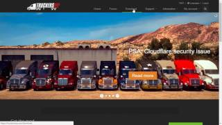 How to install Euro Truck Simulator 2 Multiplayer Mod