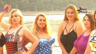 фотосессия  Plus Size Model в Модных купальниках от Интернет магазина BikiniНouse.com.ua