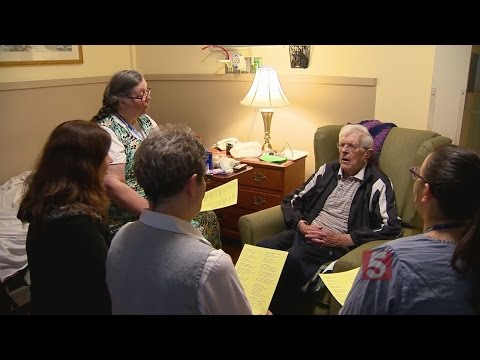 Nashville Threshold Choir Comforts Hospice Care Patients