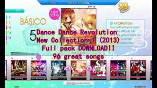 DDR New Collection 1 (2013) FULL DOWNLOAD!!