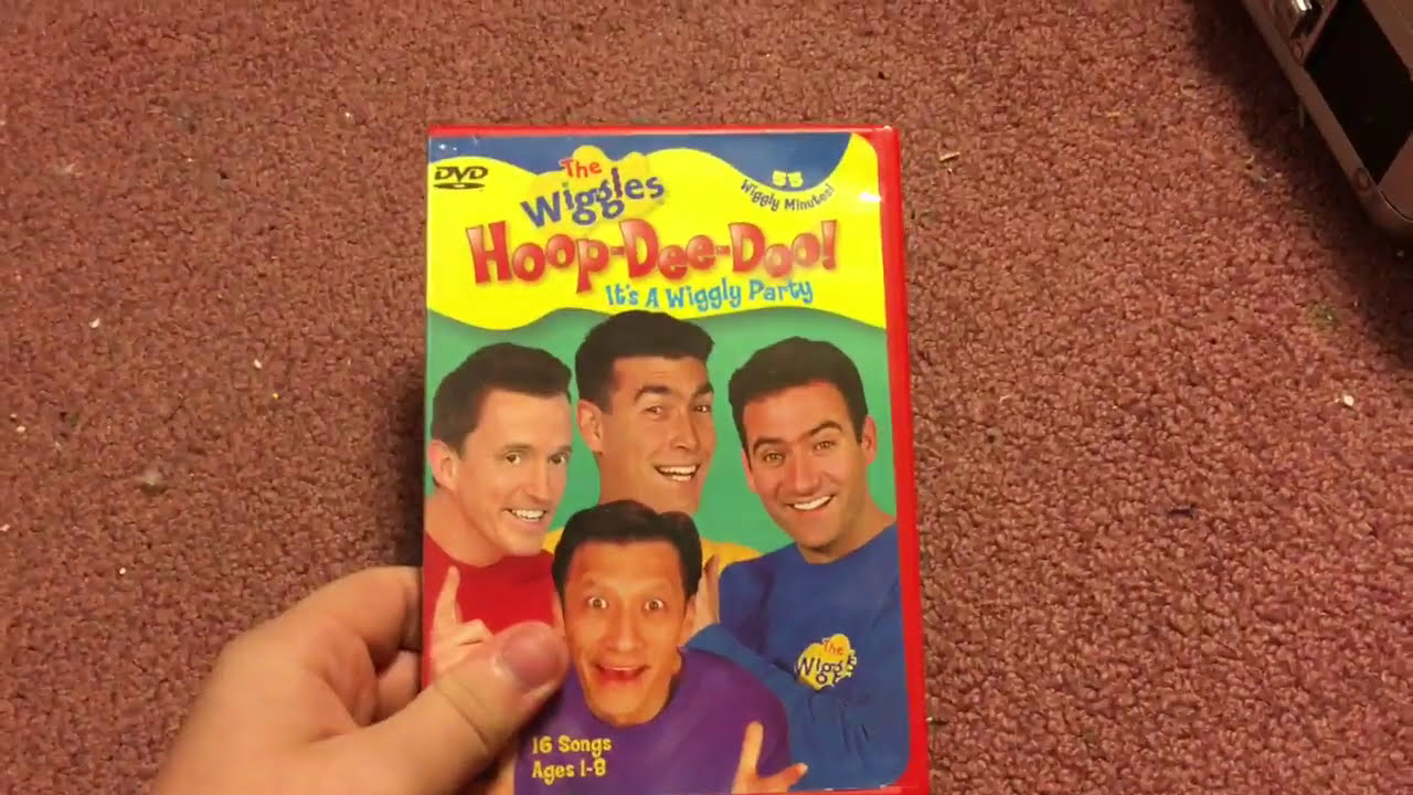 My Complete Wiggles VHS, DVD, And CD Collection