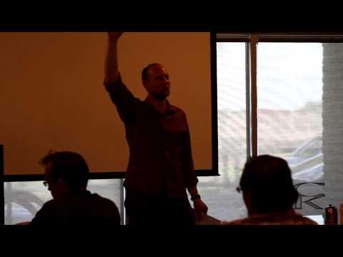 Scott Epp on Faith at our CK Speakers' Forum