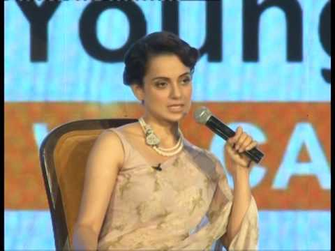 Take PRIDE 2016: The 12th Yi National Summit - Session Kangana Ranaut, Indian Film Actress