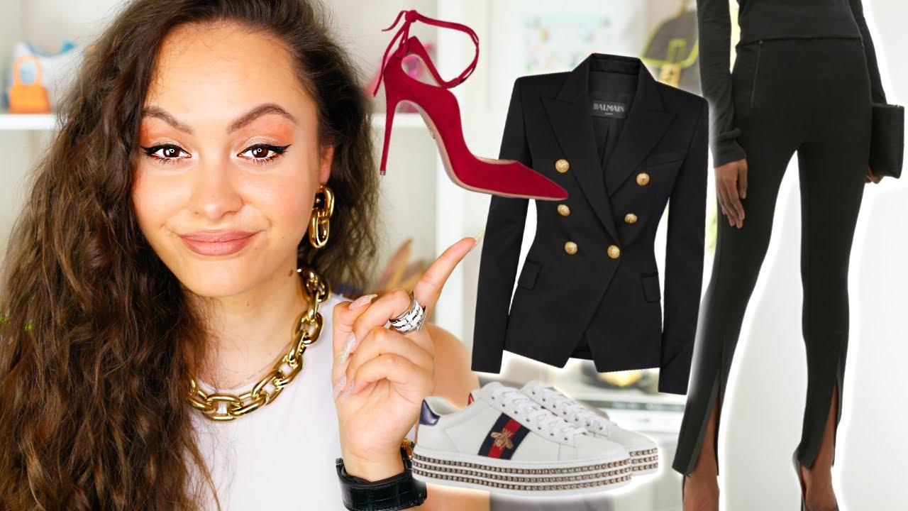 The Luxury Closet Essentials YOU NEED (...that aren't boring!)