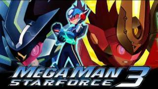 Mega Man Star Force 3 OST - T01: Shooting Star (Ver. SF3)